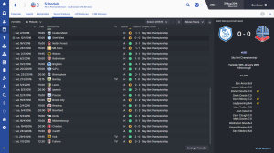 Bolton Wanderers_  Senior Fixtures